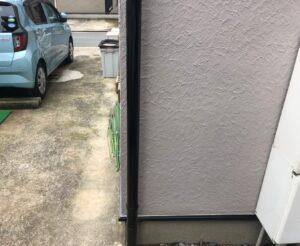 雨樋施工完了