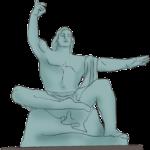 長崎の平和像